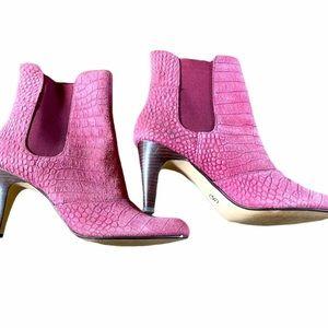 Circa Joan & David CJ Hagele Leather Boots 11